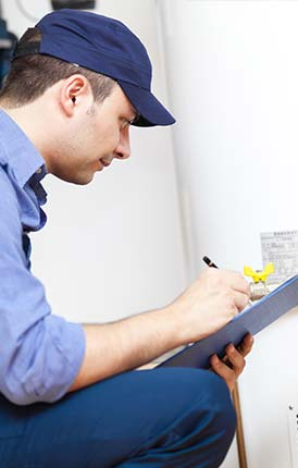 fixing electric water heaters